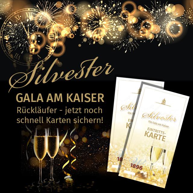 Silvester Kaiser Wilhelm 2018